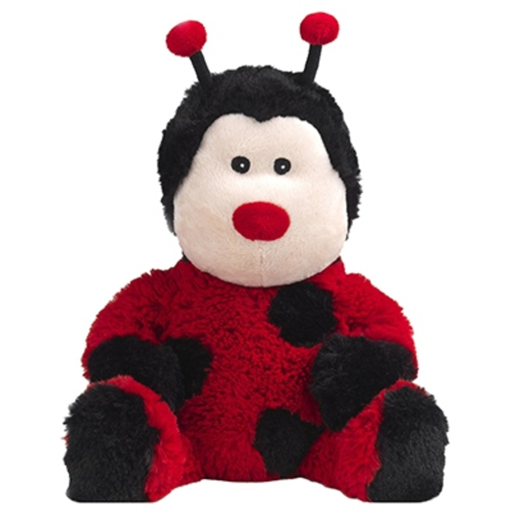 Soframar bouillotte peluche coccinelle rouge - soframar -203517