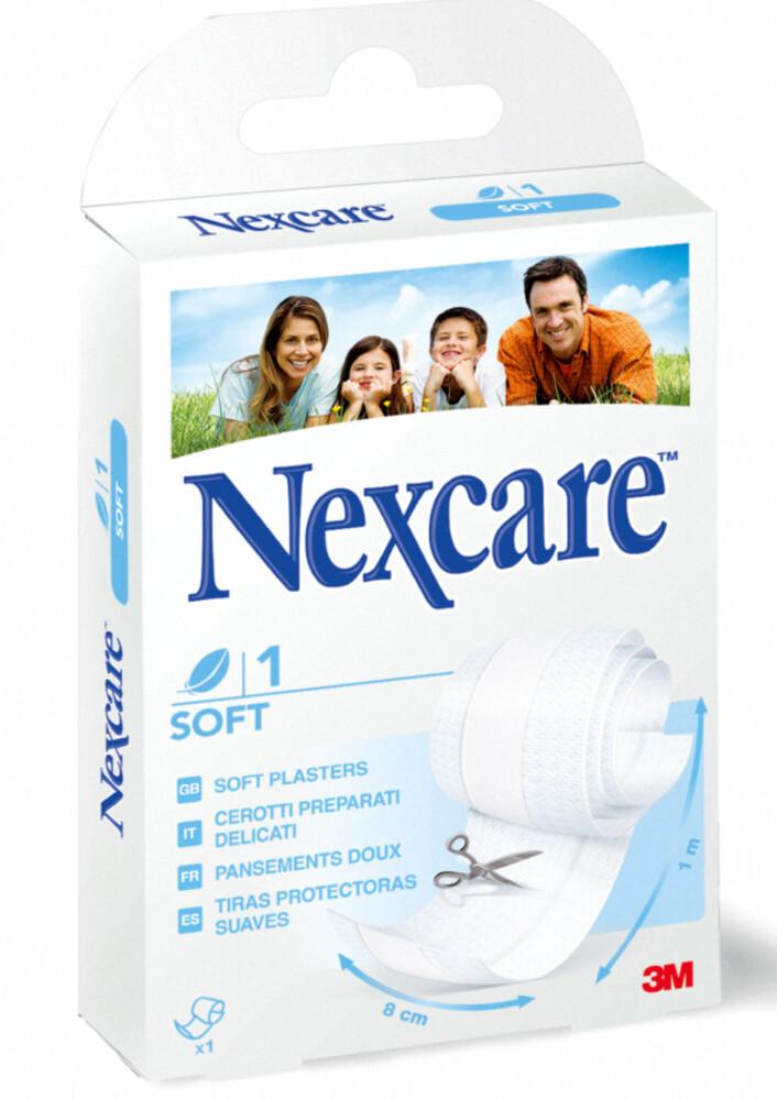 Soft, bande à découper Nexcare-138959