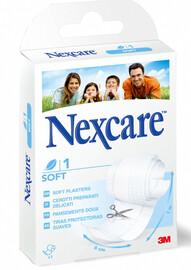 Soft, bande à découper - nexcare sensitive - nexcare -138959
