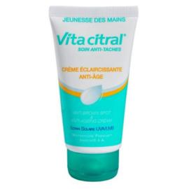 Soin anti-taches crème eclaircissante anti-âge - 75.0 ml - vita citral -190898