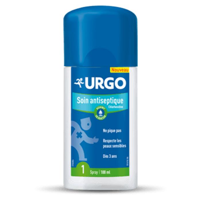 Soin antiseptique spray 100ml Urgo-212053