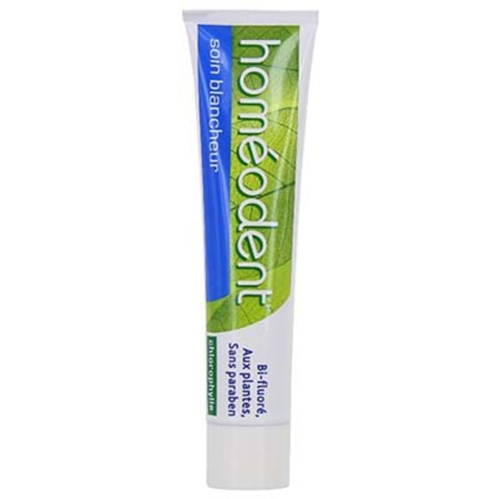 Soin blancheur chlorophylle Homeodent-200524