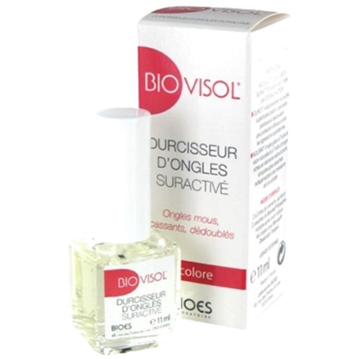 Soin fortifiant durcisseur suractivé - 10ml Biovisol-205877