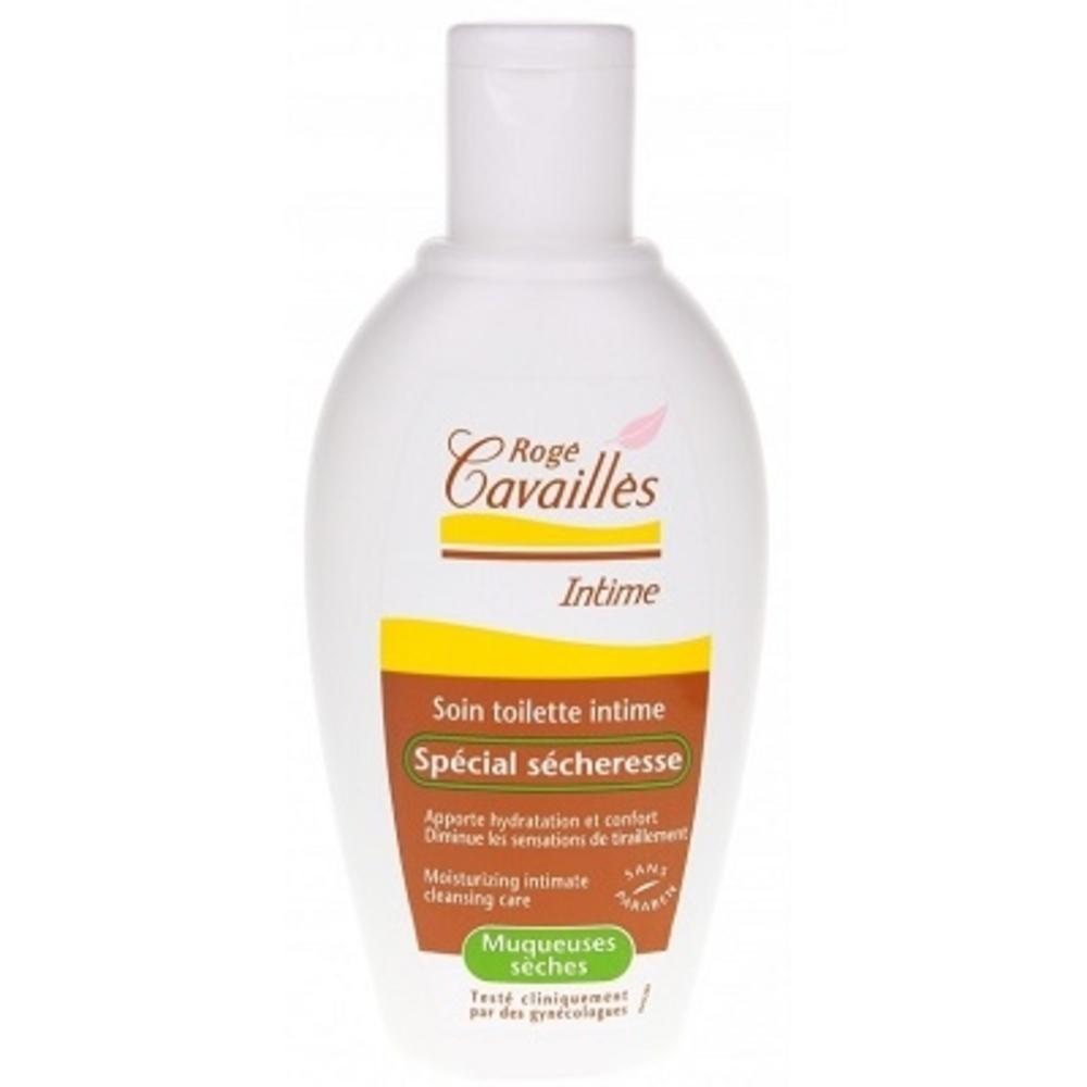 Soin intime spécial sécheresse - 200ml - 200.0 ml - hygiène intime - rogé cavaillès -82740