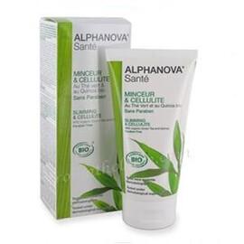 Soin minceur & cellulite - 150.0 ml - alphanova santé - alphanova A base de thé vert et quinoa bio-111974