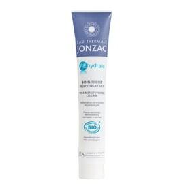 Soin riche réhydratant - 50.0 ml - rehydrate - peaux déshydratées et sensibles - eau thermale jonzac -119635