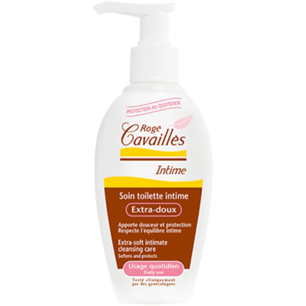 Soin Toilette Intime Extra-doux - 200.0 ml - Hygiène intime - Rogé Cavaillès -109861