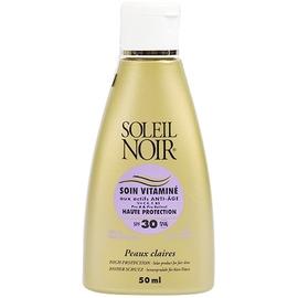 Soin vitaminé spf 30 - 50ml - soleil noir -195946