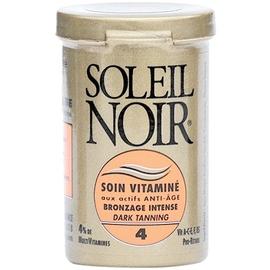 Soin vitaminé spf 4 - 20 ml - soleil noir -195943
