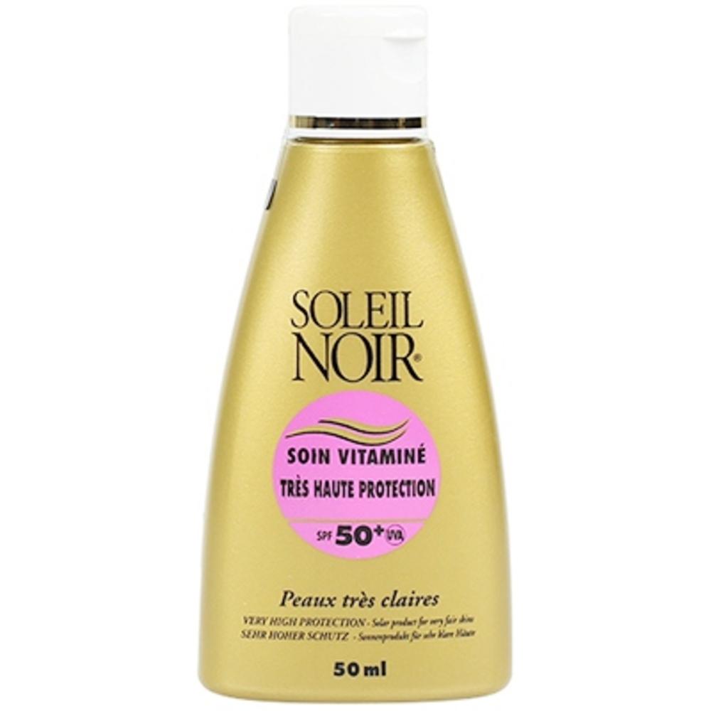Soin vitaminé spf 50 - 50 ml - soleil noir -195947