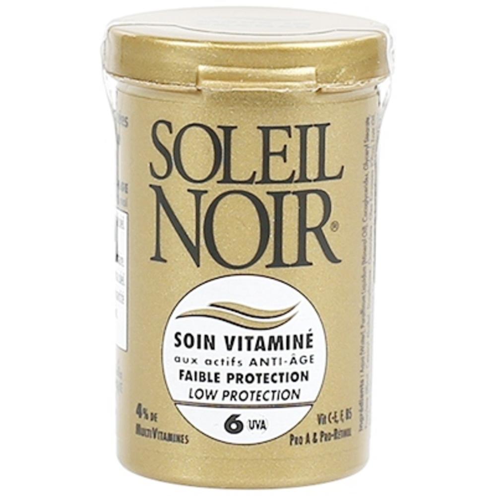 Soin vitaminé spf 6 - 20 ml - soleil noir -195942