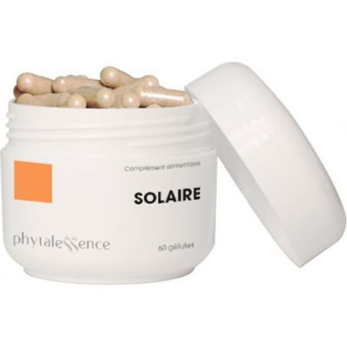 Solaire 60 gélules Phytalessence-190102