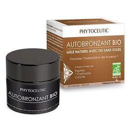 Solaire autobronzant bio 30 capsules - phytoceutic -225908