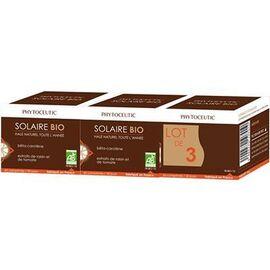 Solaire bio 3x60 comprimés - phytoceutic -225910