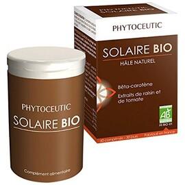 Solaire bio 60 comprimés - 60.0 unites - phytoceutic Prépare, renforce, prolonge le bronzage-5846