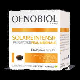 Solaire intensif 30 capsules - oenobiol -223717