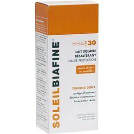 Soleilbiafine lait solaire désaltérant spf30 150ml - soleilbiafine -226058