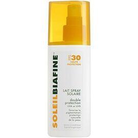 Soleilbiafine lait spray solaire protection et bronzage spf30 150ml - soleilbiafine -221913