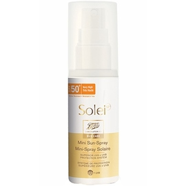 Soleisp mini spray solaire spf50+ - boots -200665