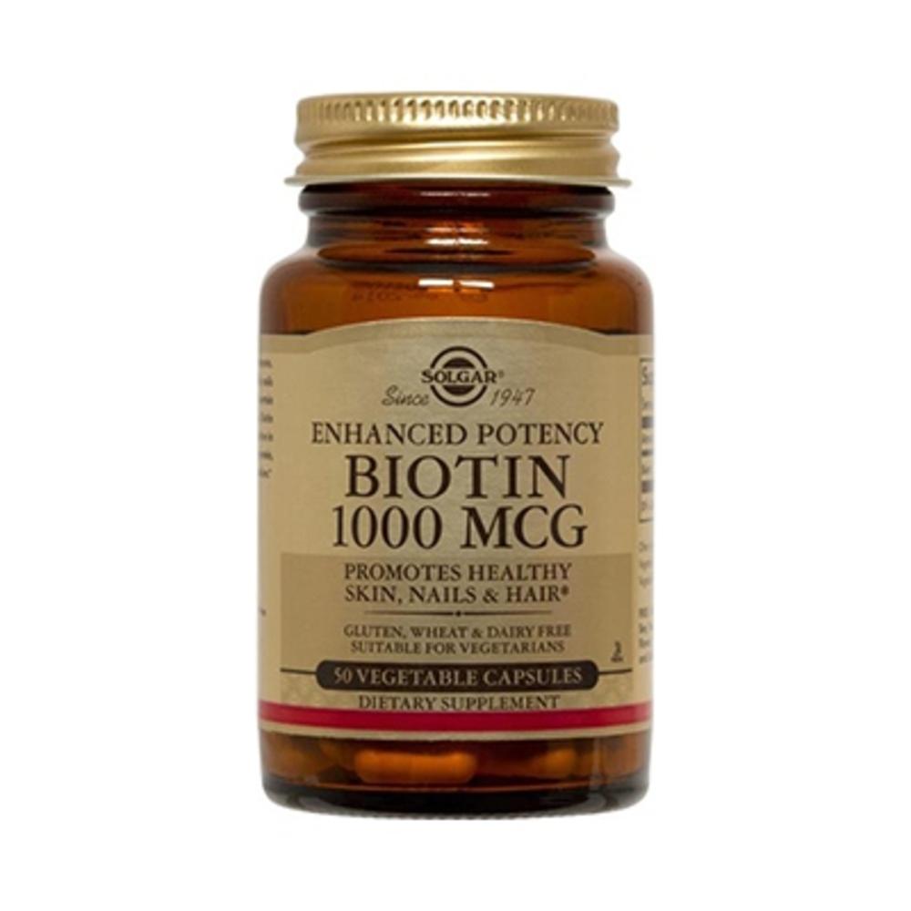 Solgar biotine 1000 - solgar -198950