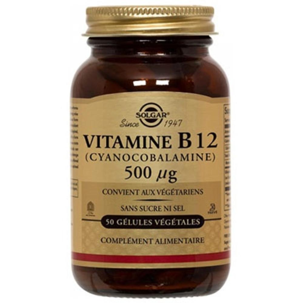 solgar vitamine b12 solgar achat au meilleur prix pharmacie en ligne. Black Bedroom Furniture Sets. Home Design Ideas