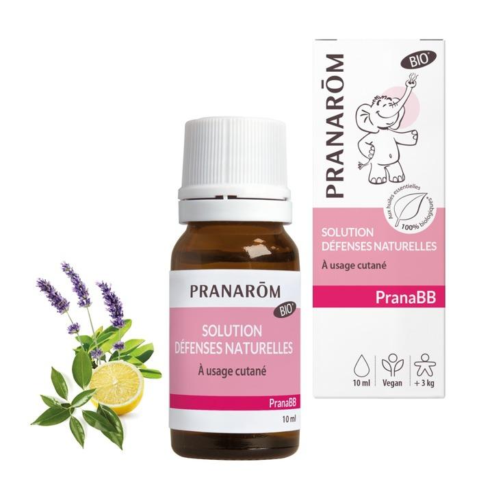 Solution - défenses naturelles Pranarom-230132