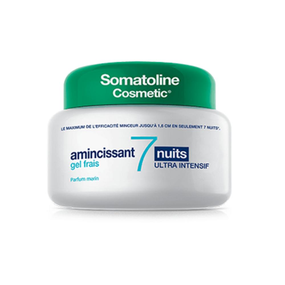 Somatoline cosmetic amincissant 7 nuits ultra-intensif gel frais 400ml - somatoline cosmetic -220264