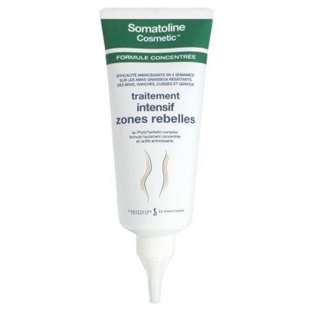 Somatoline cosmetic traitement intensif zones rebelles - 100.0 ml - somatoline cosmetic -140669