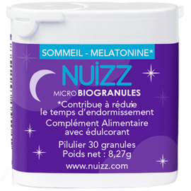 Sommeil 30 microbiogranules - nuizz -220674