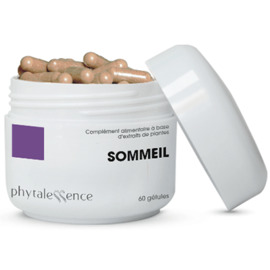 Sommeil 60 gélules - phytalessence -149886