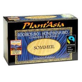 Sommeil max havelaar - 20.0 unites - thés bio - plant'asia -16213