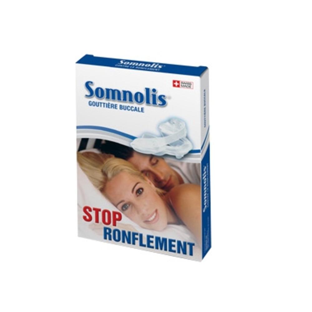 Somnolis orthèse buccale stop ronflement - cevidra -214000