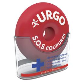 Sos coupures - 3m x 2,5cm - urgo -205356