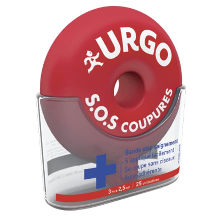 Sos coupures - 3m x 2,5cm Urgo-205356