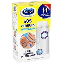 Sos verrues - 80.0 ml - scholl -143766
