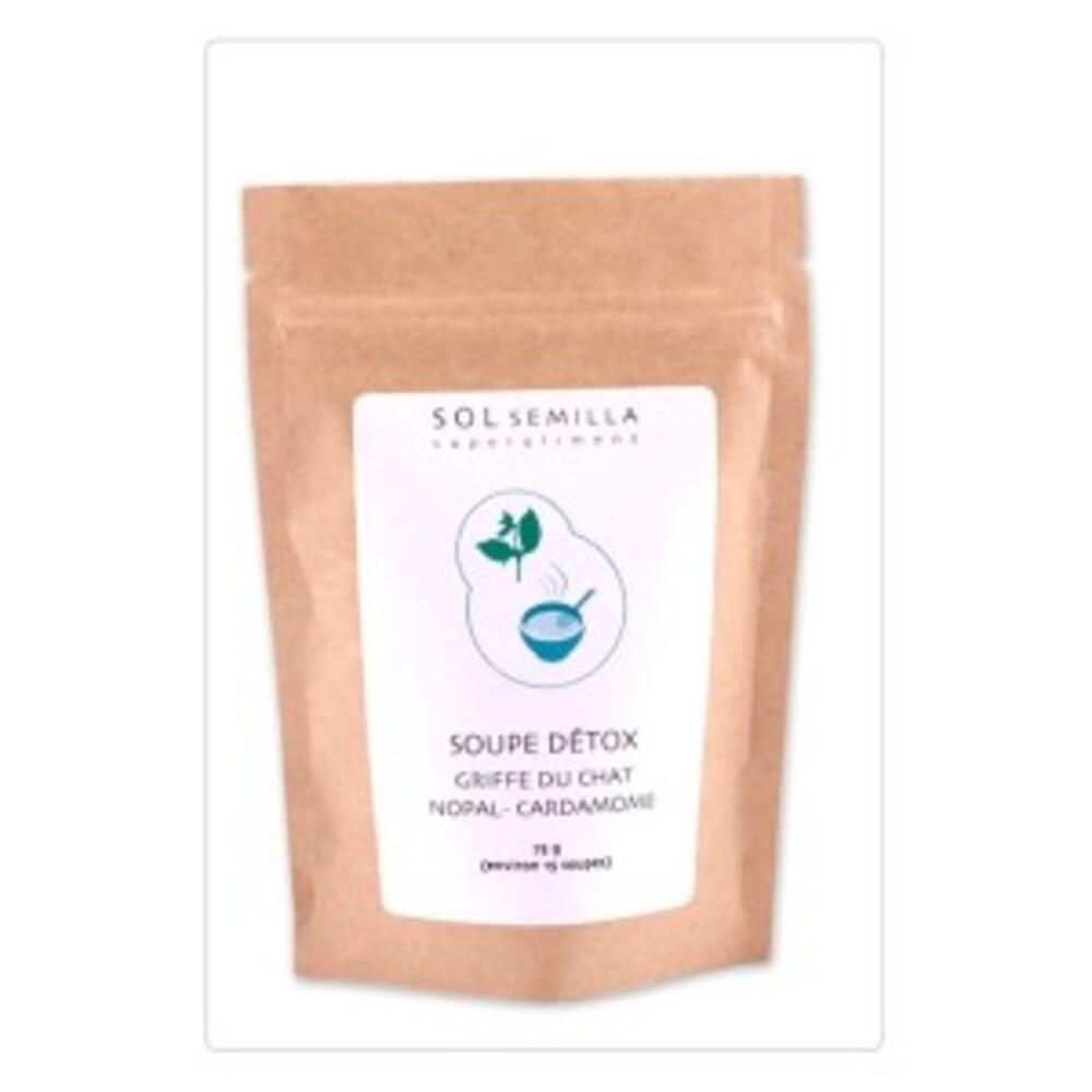 Soupe détox - 75 g - divers - sol semilla -142656