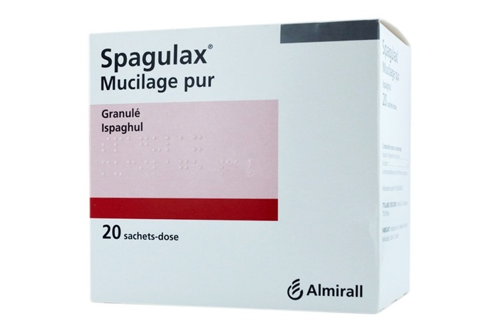 Spagulax mucilage pur granulés - 20 sachets -193463
