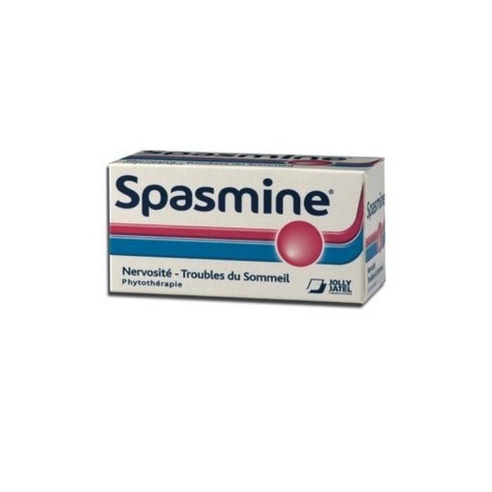 Spasmine - 60 comprimes enrobes Jolly jatel-192801