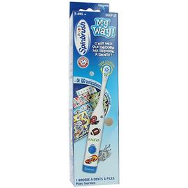 Spinbrush brosse à dents garçon - sofibel -198620