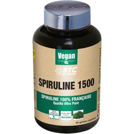 Spiruline 1500 - stc nutrition -223890