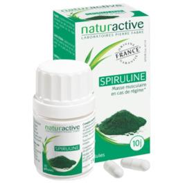 Spiruline - 20 gélules - naturactive -204880