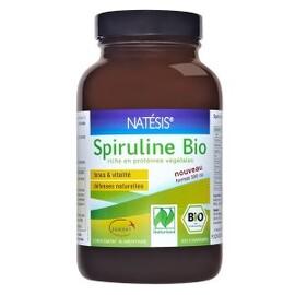 Spiruline comprimés 500 mg certifiée ecocert - 300... - divers - natésis -189566