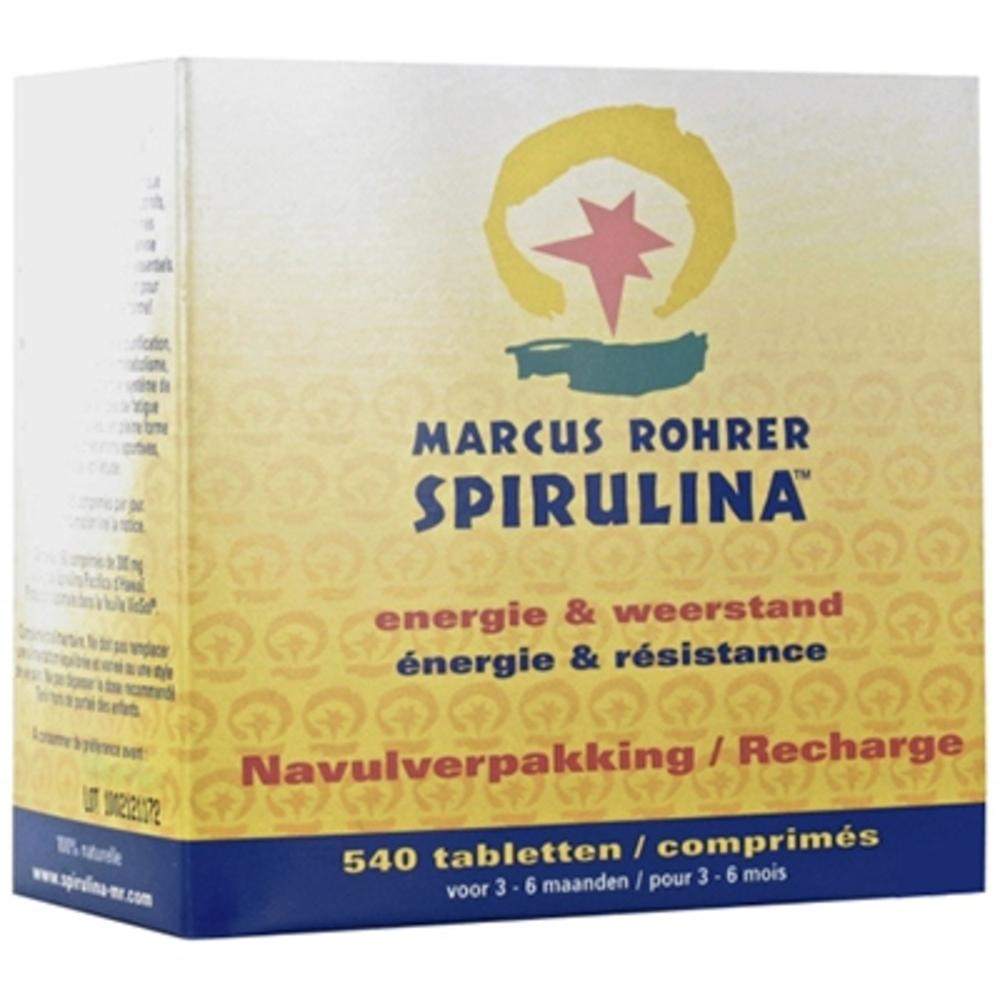 Spiruline - marcus rohrer -195654
