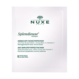 Splendieuse masque anti-taches perfecteur x1 - nuxe -203529