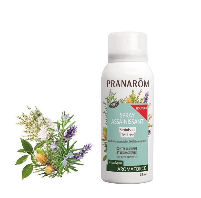 Spray assainissant Pranarom-231508