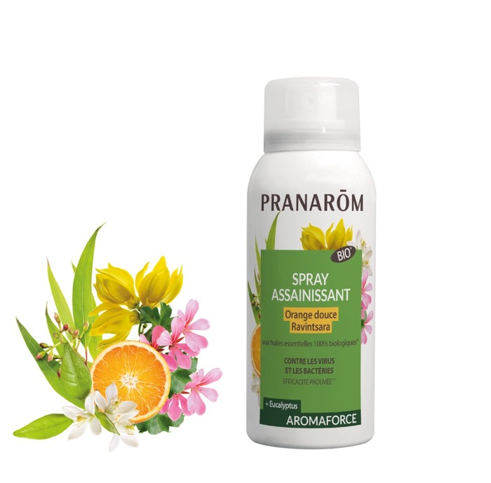 Spray assainissant Pranarom-231511
