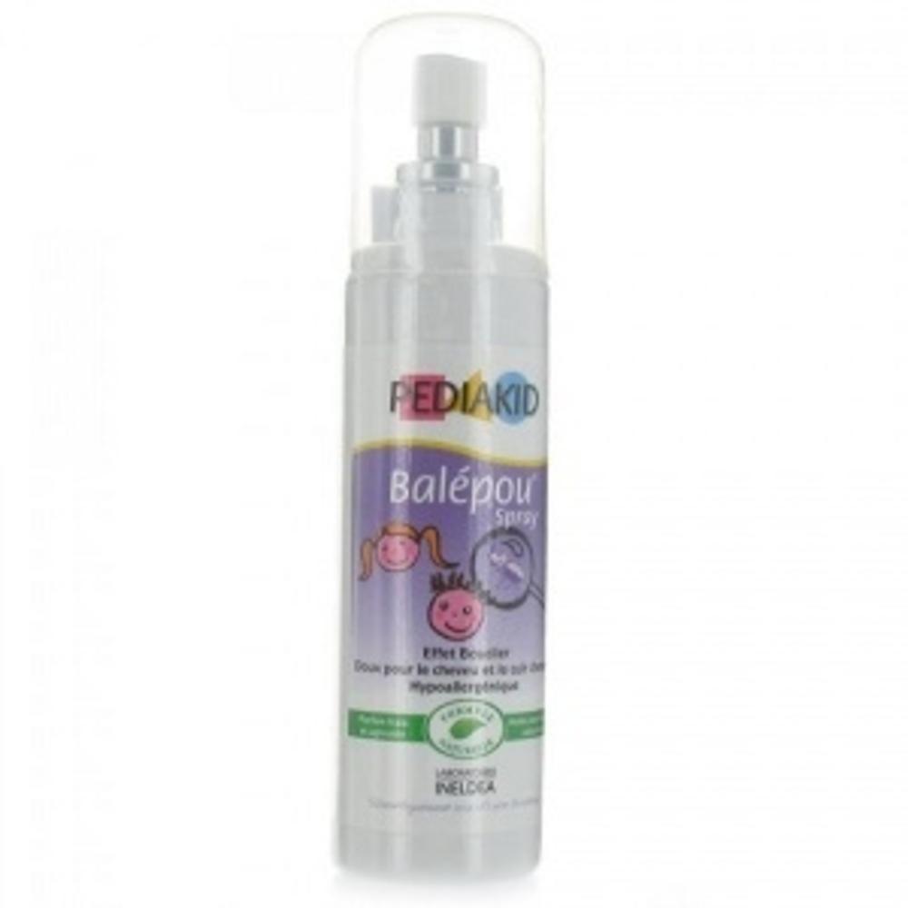 Spray balepou - 100.0 ml - pédiakid - pediakid Combat les poux-4043