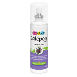 Spray balepou 100ml - 100.0 ml - pédiakid - pediakid Combat les poux-4043