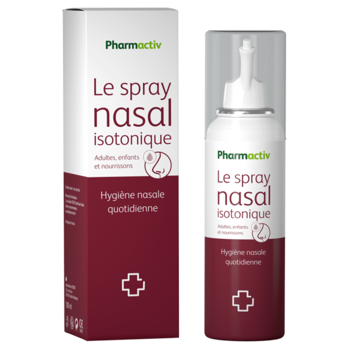 Spray nas isot fl/ Pharmactiv-223440