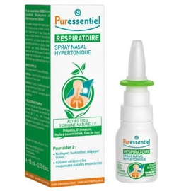 Spray nasal - 15.0 ml - respiratoire - puressentiel -117752